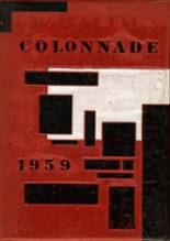 1959 Yearbook South Side High School