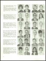 1971 Salina South High School Yearbook Page 24 & 25
