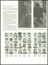 1971 Salina South High School Yearbook Page 44 & 45