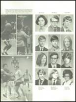 1971 Salina South High School Yearbook Page 70 & 71