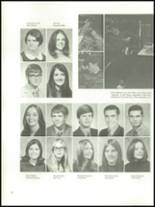 1971 Salina South High School Yearbook Page 72 & 73