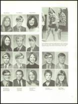 1971 Salina South High School Yearbook Page 74 & 75