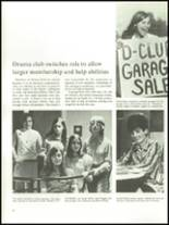 1971 Salina South High School Yearbook Page 92 & 93