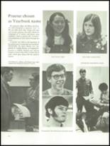 1971 Salina South High School Yearbook Page 132 & 133