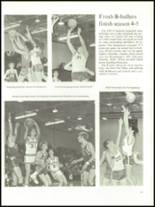 1971 Salina South High School Yearbook Page 164 & 165