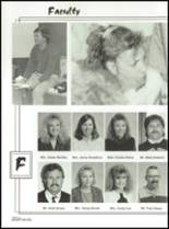 1993 Washington High School Yearbook Page 24 & 25
