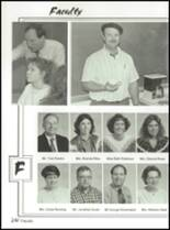 1993 Washington High School Yearbook Page 28 & 29