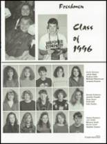 1993 Washington High School Yearbook Page 36 & 37