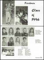 1993 Washington High School Yearbook Page 38 & 39