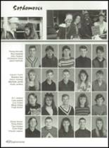 1993 Washington High School Yearbook Page 44 & 45