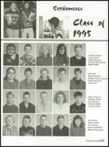 1993 Washington High School Yearbook Page 46 & 47