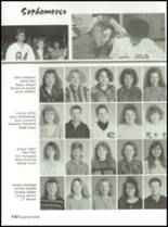1993 Washington High School Yearbook Page 48 & 49