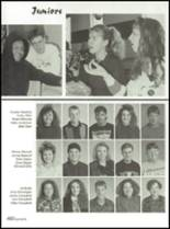 1993 Washington High School Yearbook Page 50 & 51