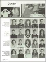1993 Washington High School Yearbook Page 56 & 57