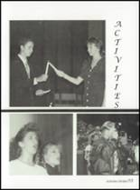 1993 Washington High School Yearbook Page 58 & 59