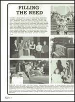 1993 Washington High School Yearbook Page 66 & 67