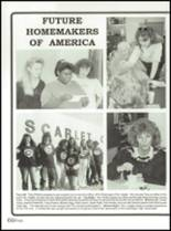 1993 Washington High School Yearbook Page 72 & 73