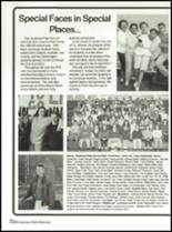 1993 Washington High School Yearbook Page 74 & 75