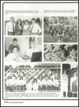 1993 Washington High School Yearbook Page 88 & 89