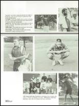 1993 Washington High School Yearbook Page 100 & 101