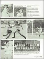 1993 Washington High School Yearbook Page 102 & 103