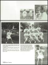 1993 Washington High School Yearbook Page 104 & 105