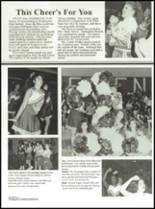 1993 Washington High School Yearbook Page 106 & 107