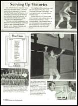 1993 Washington High School Yearbook Page 110 & 111
