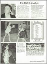 1993 Washington High School Yearbook Page 112 & 113