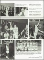 1993 Washington High School Yearbook Page 116 & 117