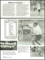 1993 Washington High School Yearbook Page 124 & 125