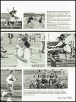 1993 Washington High School Yearbook Page 128 & 129