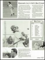 1993 Washington High School Yearbook Page 130 & 131