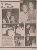 1993 Washington High School Yearbook Page 142 & 143