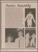 1993 Washington High School Yearbook Page 144 & 145