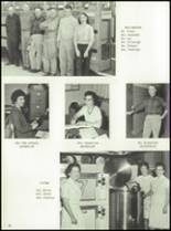 1966 Miami East High School Yearbook Page 14 & 15