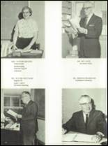 1966 Miami East High School Yearbook Page 20 & 21