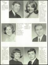 1966 Miami East High School Yearbook Page 26 & 27