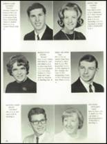 1966 Miami East High School Yearbook Page 28 & 29