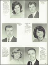 1966 Miami East High School Yearbook Page 32 & 33