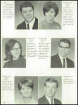 1966 Miami East High School Yearbook Page 34 & 35