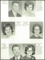 1966 Miami East High School Yearbook Page 36 & 37