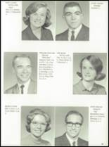 1966 Miami East High School Yearbook Page 38 & 39