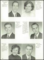 1966 Miami East High School Yearbook Page 42 & 43