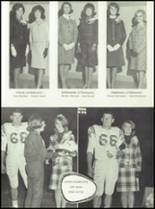 1966 Miami East High School Yearbook Page 70 & 71