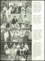 1966 Miami East High School Yearbook Page 82 & 83