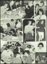 1966 Miami East High School Yearbook Page 90 & 91