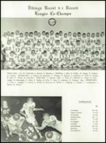 1966 Miami East High School Yearbook Page 92 & 93