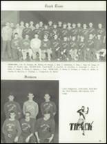 1966 Miami East High School Yearbook Page 98 & 99