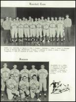 1966 Miami East High School Yearbook Page 100 & 101